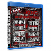 "IWA Mid-South Blu-ray/DVD May 20, 2017 ""King of the Death Match Tournament 2017"" - Memphis, IN"