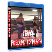 "IWA Mid-South Blu-ray/DVD May 13, 2017 ""Prelude to Death 2017"" - Memphis, IN"
