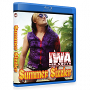 "IWA Mid-South Blu-ray/DVD June 8, 2017  ""Summer Sizzler"" - Jeffersonville, IN"