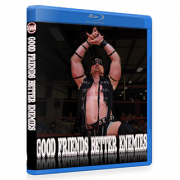 "IWA Mid-South Blu-ray/DVD June 22, 2017 ""Good Friends, Better Enemies"" - Jeffersonville, IN"