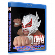 "IWA Mid-South Blu-ray/DVD June 24, 2017 ""Intent to Commit Bodily Harm"" - Memphis, IN"