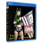 "IWA Mid-South Blu-ray/DVD June 29, 2017 ""Egg Suckin Dog Days of Summer"" - Jeffersonville, IN"