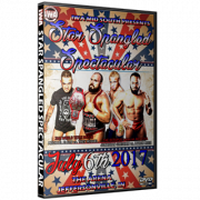 "IWA Mid-South DVD July 6, 2017 ""Star Spangled Spectacular 2017"" - Jeffersonville, IN"