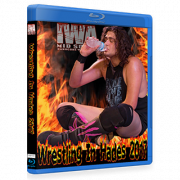 "IWA Mid-South Blu-ray/DVD July 25, 2017 ""Wrestling in Hades 2017"" - Jeffersonville, IN"