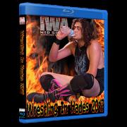 "IWA Mid-South Blu-ray/DVD July 25, 2017 ""Wrestling in Hades 2017"" - Jeffersonville, IN"
