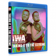 "IWA Mid-South Blu-ray/DVD July 27, 2017 ""Taking It To The Extreme"" - Jeffersonville, IN"
