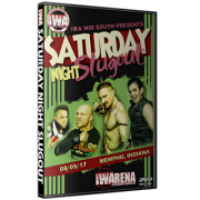 "IWA Mid-South DVD August 5, 2017 ""Saturday Night Slugout"" - Memphis, IN"