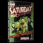 "IWA Mid-South DVD August 5, 2017 ""Saturday Night Slugout"" - Memphis, IN"