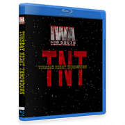 "IWA Mid-South Blu-ray/DVD August 15, 2017 ""Tuesday Night Throwdown"" - Memphis, IN"