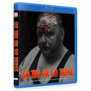 "IWA Mid-South Blu-ray/DVD August 24, 2017 ""Go Big Or Go Home"" - Memphis, IN"