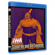 "IWA Mid-South Blu-ray/DVD August 31, 2017 ""Stand Up and Be Counted"" - Memphis, IN"