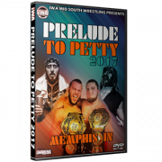 "IWA Mid-South DVD September 7, 2017 ""Prelude to Petty 2017"" - Memphis, IN"