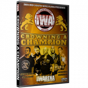 "IWA Mid-South DVD September 9, 2017 ""Crowning A Champion"" - Memphis, IN"