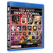 "IWA Mid-South Blu-ray/DVD September 15, 2017 ""Ted Petty Invitational 2017: Night 2"" - Jeffersonville, IN"