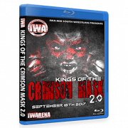 "IWA Mid-South Blu-ray/DVD September 16, 2017 ""Kings of the Crimson Mask 2.0"" - Memphis, IN"
