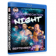 "IWA Mid-South Blu-ray/DVD September 21, 2017 ""Fan Appreciation Night 2017"" - Memphis, IN"