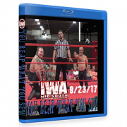 "IWA Mid-South Blu-ray/DVD September 23, 2017 ""You Reap What You Sow"" - Memphis, IN"