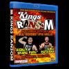 "IWA Mid-South Blu-ray/DVD September 30, 2017 ""Kings Ransom"" - Memphis, IN"