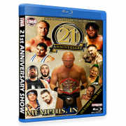 "IWA Mid-South Blu-ray/DVD October 12, 2017 ""21st Anniversary Show"" - Memphis, IN"