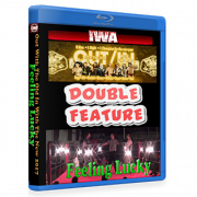"IWA Mid-South Blu-ray/DVD January 5 & October 14, 2017 ""Out With the Old, In With the New 2017 & Feelin Lucky"" - Jeffersonville & Memphis, IN"