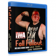 "IWA Mid-South Blu-ray/DVD November 26, 2016 & October 21, 2017 ""Hair Today, Gone Tomorrow & Fall Fallout"" - Memphis, IN"