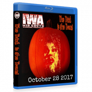 "IWA Mid-South Blu-ray/DVD October 28, 2017 ""The Trick is the Treat"" - Memphis, IN"