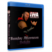 "IWA Mid-South Blu-ray/DVD November 5, 2017 ""Sunday Afternoon Delight"" - Memphis, IN"