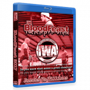 "IWA Mid-South Blu-ray/DVD November 23, 2017 ""Bloodfeast 2017"" - Memphis, IN"