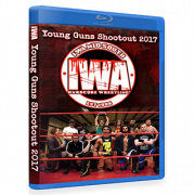 "IWA Mid-South Blu-ray/DVD November 25, 2017 ""Young Guns Shootout"" - Memphis, IN"