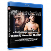 "IWA Mid-South Blu-ray/DVD November 30, 2017 ""Revenge Best Served Cold"" - Memphis, IN"