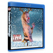"IWA Mid-South Blu-ray/DVD December 2, 2017 ""Season's Beatings"" - Memphis, IN"