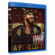 "IWA Mid-South Blu-ray/DVD December 7, 2017 ""Happy Hellidays"" - Memphis, IN"