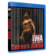 "IWA Mid-South Blu-ray/DVD June 1 & December 16, 2017 ""The Trial Series & Winter Tryout"" - Memphis, IN"