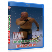 "IWA Mid-South Blu-ray/DVD December 21, 2017 ""Holiday Havoc"" - Memphis, IN"