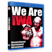 "IWA Mid-South Blu-ray/DVD February 1, 2018 ""We Are IWA"" - Memphis, IN"
