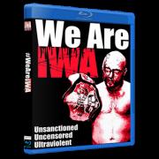 "IWA Mid-South Blu-ray/DVD February 1, 2018 ""We Are IWA"" - Memphis, IN"