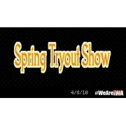 "IWA Mid-South April 6, 2018 ""Spring Tryout Show"" - Memphis, IN (Download)"
