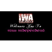 "IWA Mid-South April 19, 2018 ""Miss Independent"" - Memphis, IN (Download)"