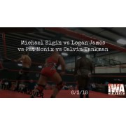 "IWA Mid-South June 3, 2018 ""The Hangover"" - Memphis, IN (Download)"