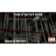 "IWA Mid-South June 9, 2018 ""House Of Horrors"" - Memphis, IN (Download)"