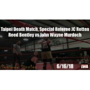 """IWA Mid-South June 16, 2018 """"Summer Sizzler 2018"""" - Memphis, IN (Download)"""