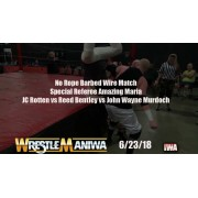 "IWA Mid-South June 23, 2018 ""Wrestlemaniwa"" - Memphis, IN (Download)"