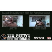 "IWA Mid-South September 22, 2018 ""Ted Petty Invitational 2018: Night 2"" - Indianapolis, IN (Download)"