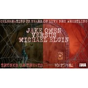 """IWA Mid-South October 25, 2018 """"Trunks or Treat"""" - Jeffersonville, IN (Download)"""