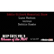 "IWA Mid-South ""Deep Cuts Vol. 3 Women Of The IWA"" (Download)"