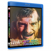 "IWA Mid-South Blu-ray/DVD January 6, 2018 ""New Year's Fallout"" - Memphis, IN"