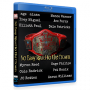 "IWA Mid-South Blu-ray/DVD January 11, 2018 ""No Easy Road to the Crown"" - Memphis, IN"