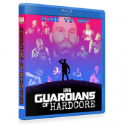 "IWA Mid-South Blu-ray/DVD January 27, 2018 ""Guardians Of Hardcore"" - Memphis, IN"