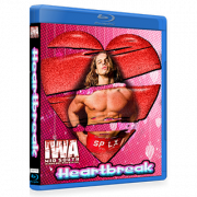 "IWA Mid-South Blu-ray/DVD February 15, 2018 ""Heartbreak"" - Memphis, IN"