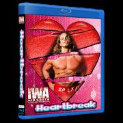 "IWA Mid-South Blu-ray/DVD February 15, 2018 ""Heartbreak"" - Memphis, IN"